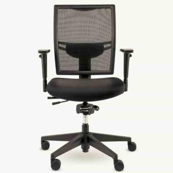 de ideale bureaustoel