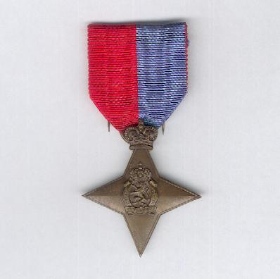 Medal of the Veterans Association of the 1st Belgian Brigade (Brigade Piron) and Belgian Forces Overseas (Médaille de la Fraternelle de la First Belgian Brigade et des Forces Belges d'Outremer), 1940-1945