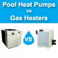 pool heat pump vs gas heater | pool heating | pool heater | pool heater options