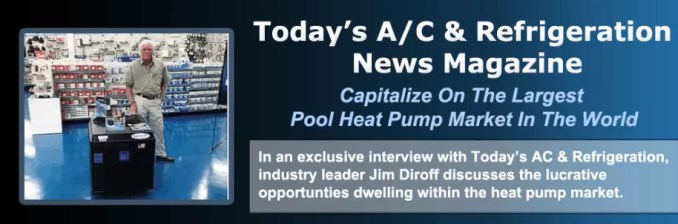 Today's AC and Refrigeration Jim Diroff