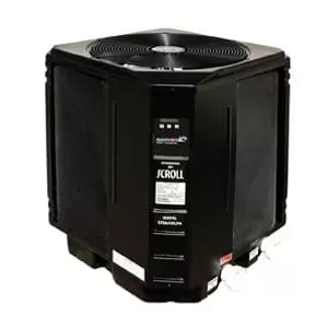 aquacomfort classic black pool heat pump aquacomfort swimming pool heaters swimming pool heat pumps