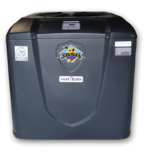 oasis platinum ultra quiet pool heat pump heat pump pool heater swimming pool heat pump