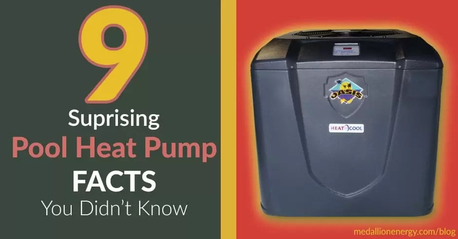 9 Surprising Pool Heat Pump Facts You Didn't Know