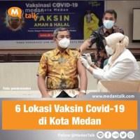 Lokasi Vaksin Medan