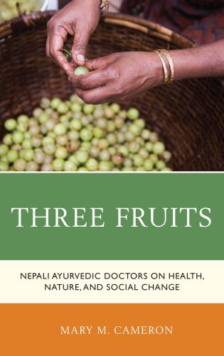 MARY M. CAMERON - Three Fruits - Book Announcement