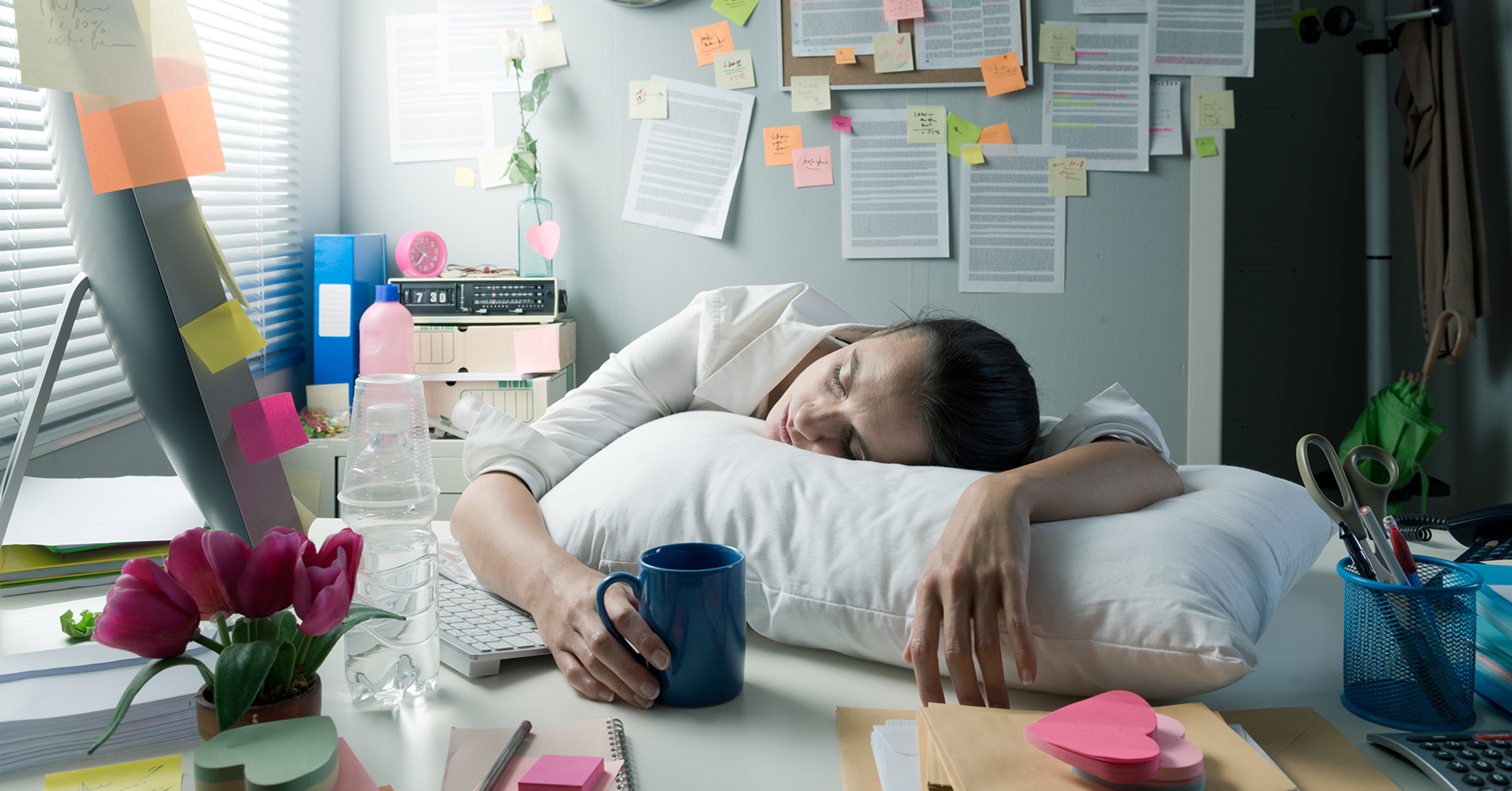 Sleep disorders people do not even know they are sufferers of.