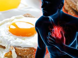 Are Eggs bad for your heart