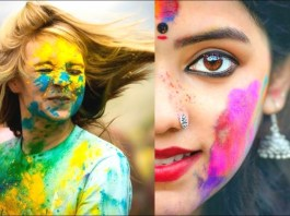 Holi and safety