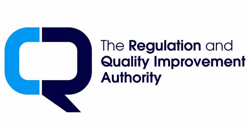 Regulation and quality improvement Authority
