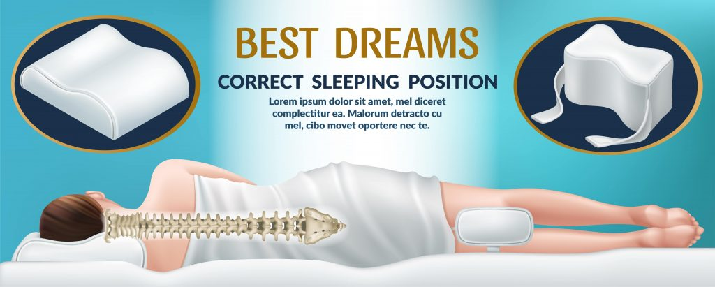 relieve lower back pain while sleeping