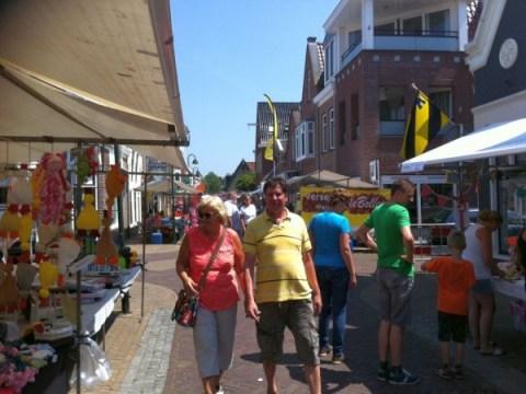 Zomermarkten in Medemblik (Foto aangeleverd)