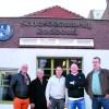 De drijvende krachten achter Bierbrouwerij Radboud in Medemblik (Foto aangeleverd)