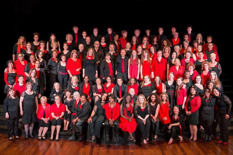 Fire Choir
