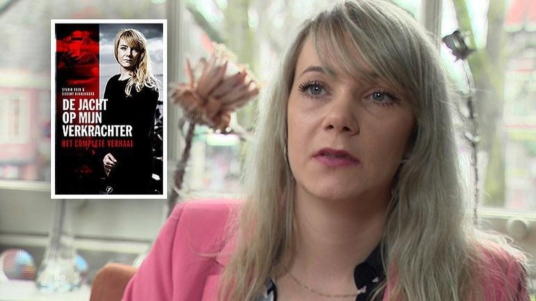 Sylvia Veld, de vrouw die haar verkrachter in 2016 zelf opspoorde (Foto: NH Nieuws)