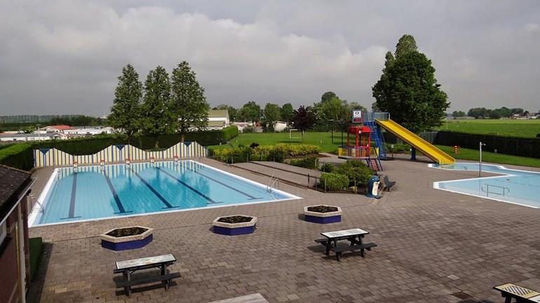 Het Molenbad in Wognum (Foto: Gemeente Medemblik)