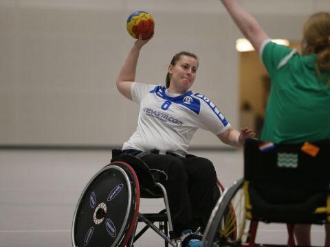 Maak kennis met rolstoelhandbal!