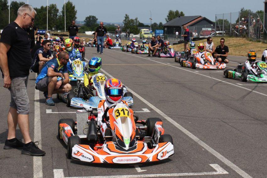 Junior Winner Mike van Vugt (Foto aangeleverd)