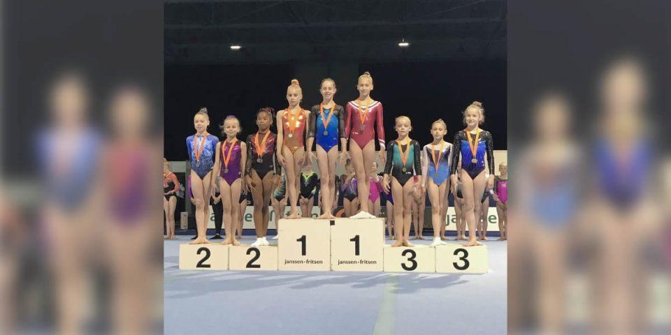 Mara Slippens Nederlands kampioen