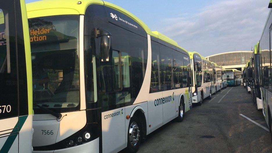 Openbaar vervoer, actieplan