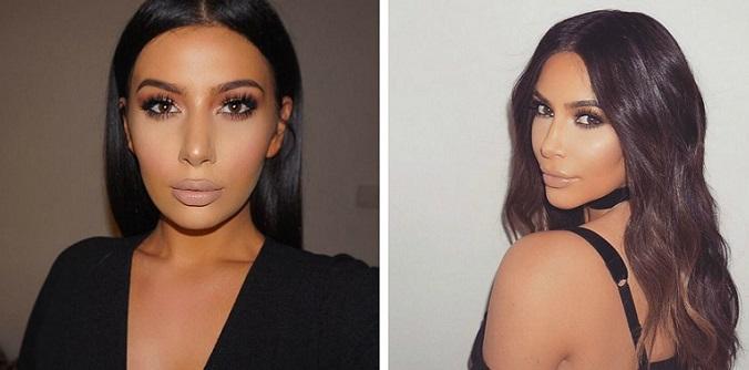 chirurgie esthetique Tunisie : sosie de Kim Kardashian