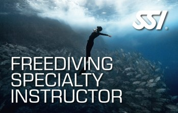 SSI Freediving Specialty Instructor