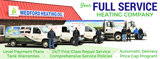 Your full service heating company in NJ