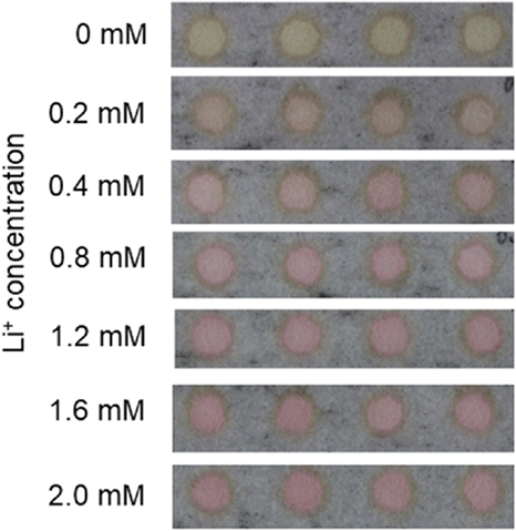 Paper Device Rapidly Measures Lithium Levels in Blood 4