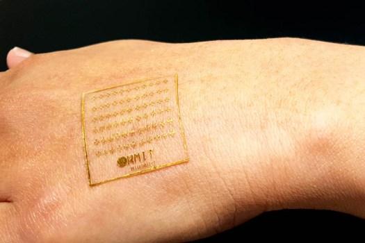 Electronic Skin Senses Pain, Temp, Pressure as Fast as Human Dermis 4