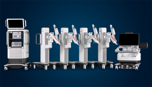 Medical Robotics and The Future of Surgery: Interview with Tracy Accardi, VP of R&D for Medtronic Surgical Robotics 6