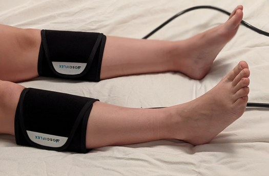 Rapid Compression Device to Prevent Deep Vein Thrombosis 2
