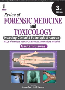 Book Cover: Review of Forensic Medicine and Toxicology