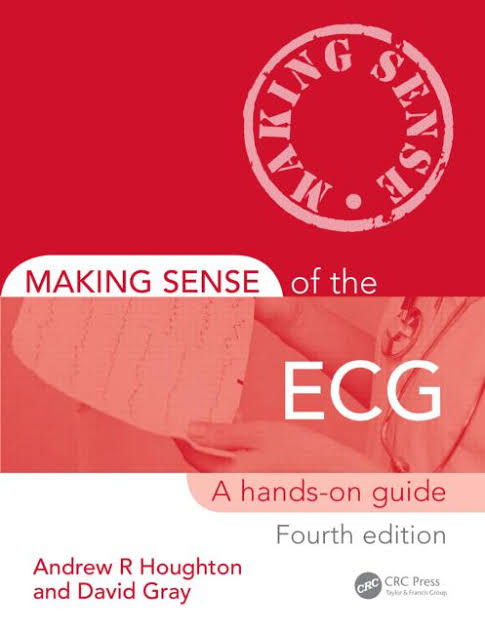 Book Cover: Making Sense of the ECG