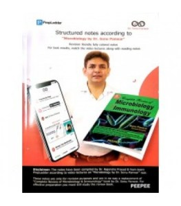 Book Cover: Prepladder Notes All Subjects