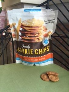 Sea Salted Peanut Butter Cookie Chips