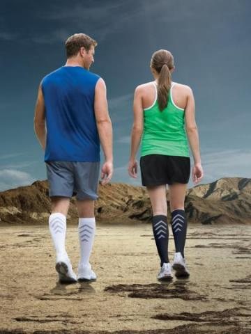 sigvaris recovery sock lifestyle