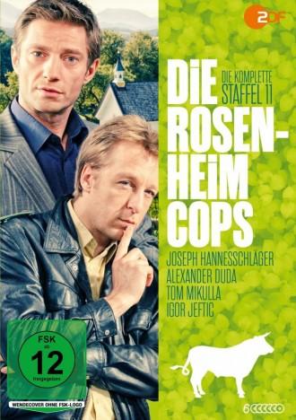 Die Rosenheim Cops Staffel 11 Dvd