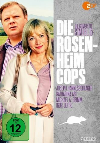 Die Rosenheim Cops Staffel 15 Dvd