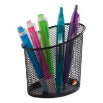 alba pot a crayons mesh couleur 1 compartiment