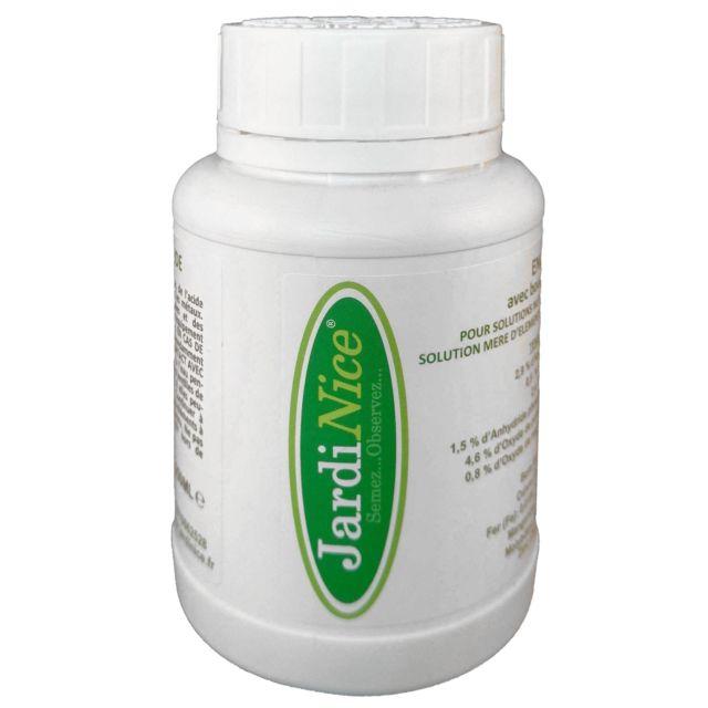 JARDINICE Engrais liquide avec bouchon doseur anti-goutte 250 ml