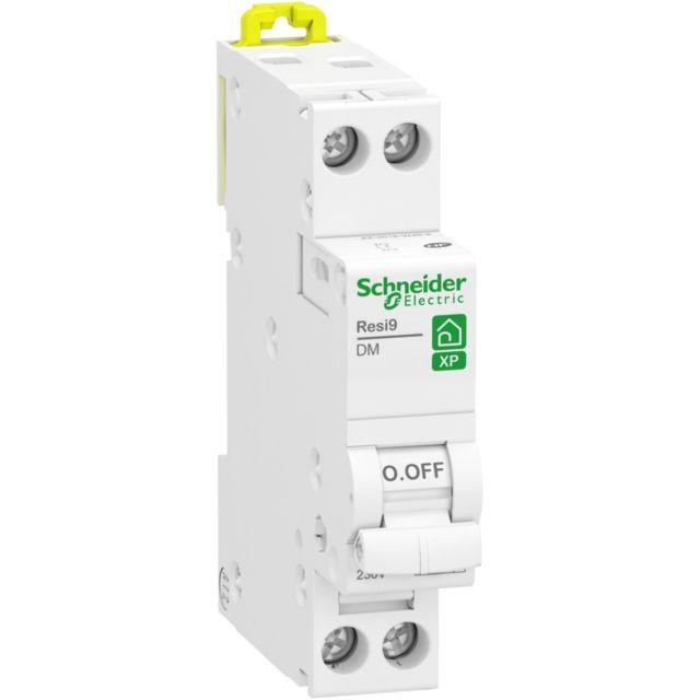 schneider electric disjoncteur 20a pas cher achat vente coupe circuits et disjoncteurs rueducommerce
