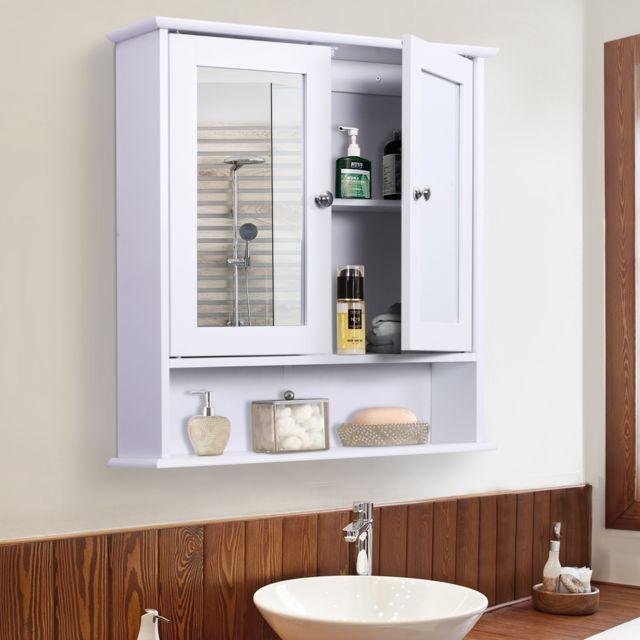salle de bains armoire murale armoire
