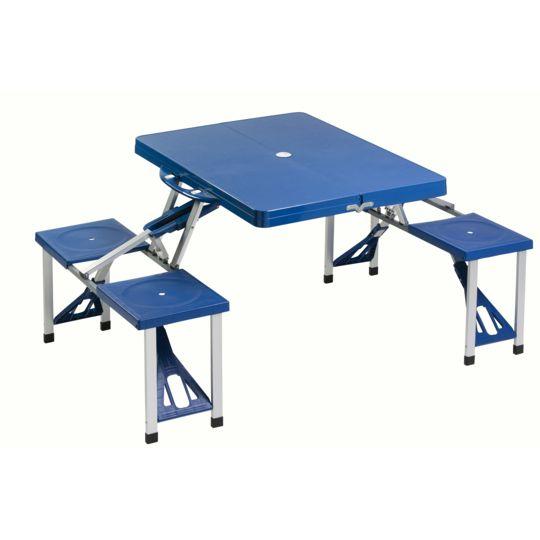 Table Picnic Pliante Carrefour
