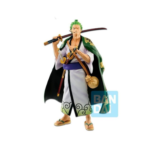 one piece roronoa zoro figurine