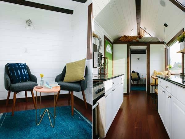 Tiny Houses Interior Design