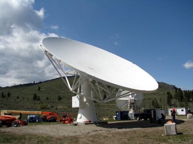 Il National Research Council (NRC) del Canada ha inaugurato il DVA-1 Primary Dish, il prototipo dell'antenna che verrà utilizzato anche per lo Square Kilometre Array (SKA).