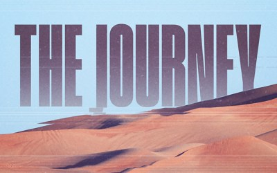 07/28/19 –  The Journey (Week 8)