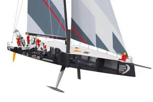 Volvo Ocean 65  boat diagram  Volvo Car Group Global