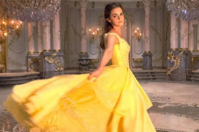 Emma Watson Say Belle Is A Better Role Model Than Cinderella.