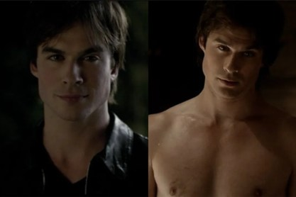 Ian Somerhalder, The Vampire, Diaries, The CW, 102015