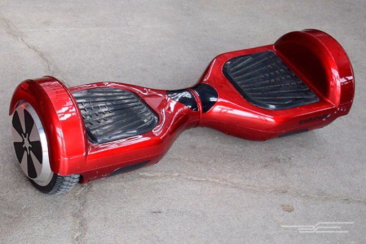 Amazing Alternative Vehicles For Travel Hoverboard